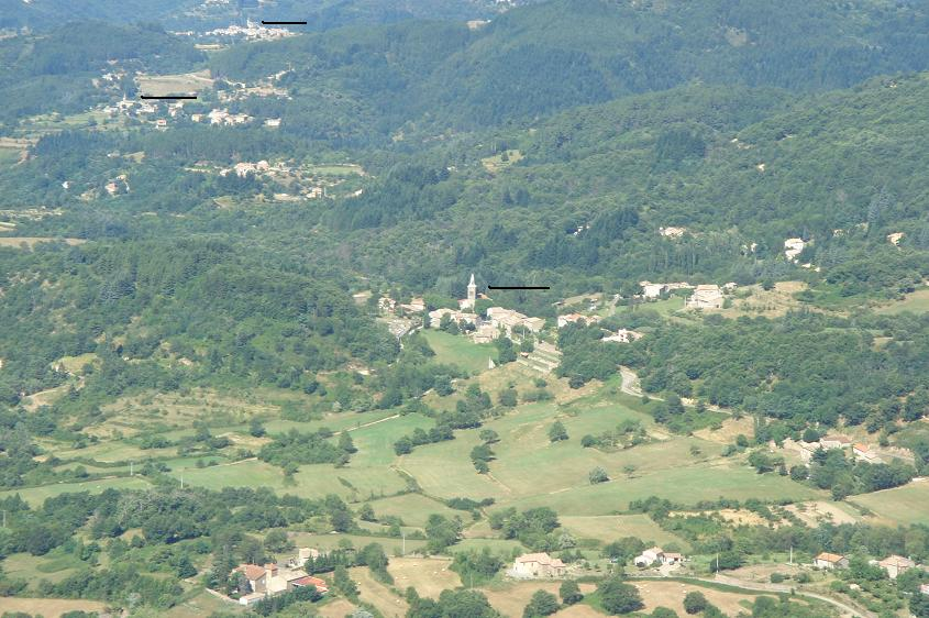 3 clochers
