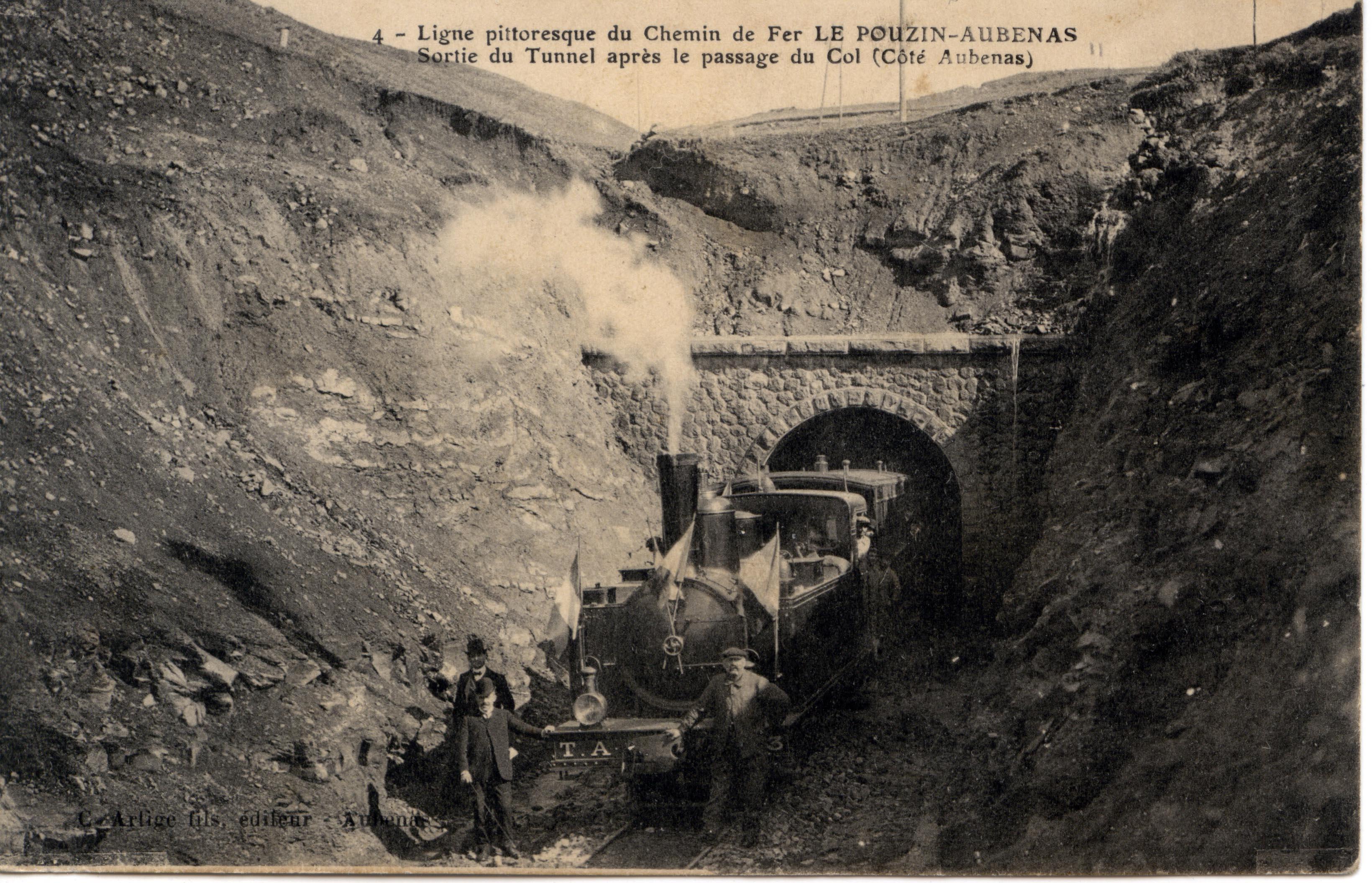 tunnel de l'Escrinet