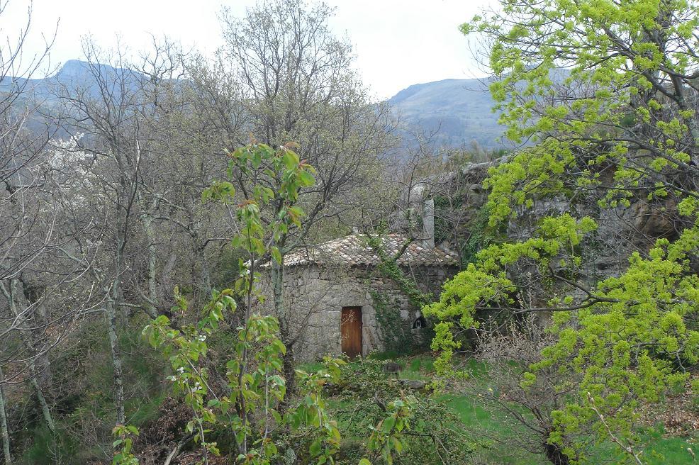 la 'petite maison' cachée de l'Auriol