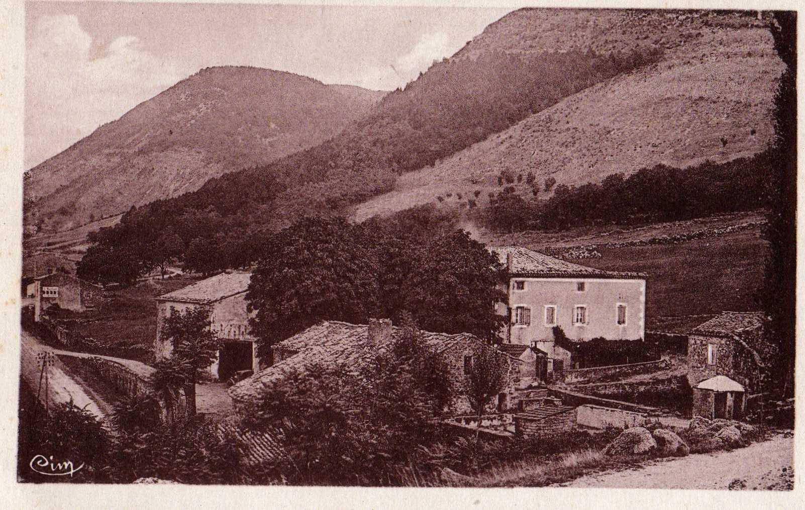 Le Moulin Artige dans les années 1920
